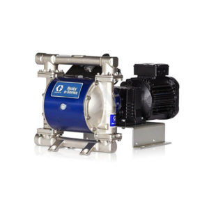 GRACO 651845 HUSKY 1050E 1″ Stainless Steel Electric Diaphragm Pump S A04 C S2 SS PT PTS PT