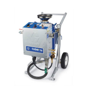 GRACO 278861 EcoQuip EQp Mobile Pneumatic Control ATEX with 15M 1/2″ Hose Package