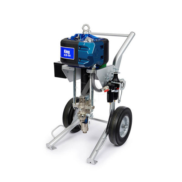 GRACO K40MW1 KING Sprayer XL40-180 IF MAX Wall Complete