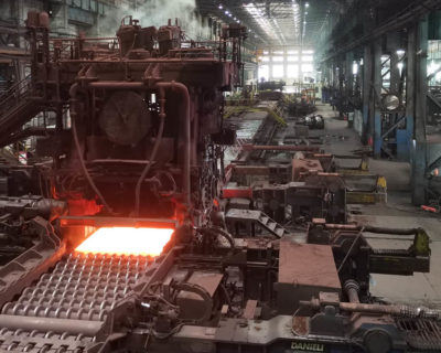 Revamping a Hot Plate Rolling Mill