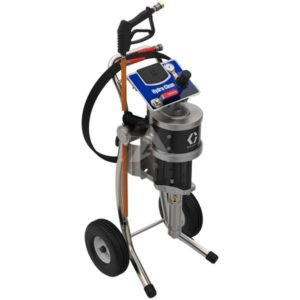 GRACO 247984 HYDRA CLEAN LT 45:1 Pneumatic Pressure Washer with cart 310 bar